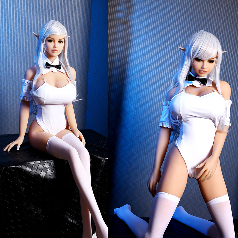<font><b>100cm</b></font> 125cm 136cm <font><b>small</b></font> <font><b>breast</b></font> Japanese young silicone anime mini <font><b>sex</b></font> <font><b>doll</b></font> with elf pointed ears image