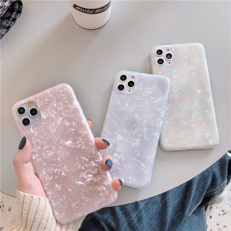 Glitter Dream Pattern Phone Back Cover Shell For iPhone 11 Pro