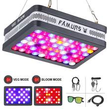 Famurs cob Led grow light full spectrum 800W/1500W/2000W/3000W Grow Lamp with Veg and Bloom Switches for Indoor Plants