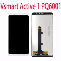 New 5.65''For Vsmart Active 1 PQ6001 LCD Screen Display+Touch Panel Digitizer smart Active1 LCD Display