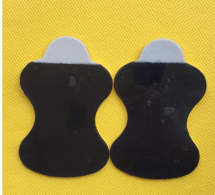 Kendinden yapışkanlı değiştirme onlarca/EMS uzun ömürlü pedleri için elektrot pedleri E1 E2 E3 E4 cihazı
