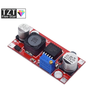 Image 4 - XL6009 DC Adjustable Step up boost Power Converter Module Replace LM2577