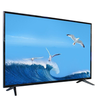 31.5 38 42'' inch grobal version youtube TV android OS 7.1.1 smart  wifi internet LED 4K television TV & monitor 1