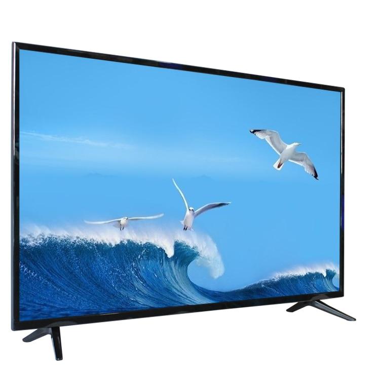 Tv youtube de 43 ''versão grobal, android os 7.1.1 wifi inteligente led 4k tv & monitor