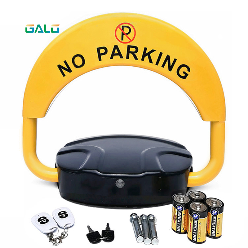 Remote Control Bluetooth Automatic Parking Lane Lock Parking Lot Gate Lock Automatic Remote Control Waterproof Wholesale Parking