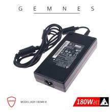 Новое зарядное устройство для ноутбука Delta 180 Вт, адаптер питания для MSI GE72VR GS63VR WS63VR GS73VR GS43VR GT60 GT70 ADP 180MB K