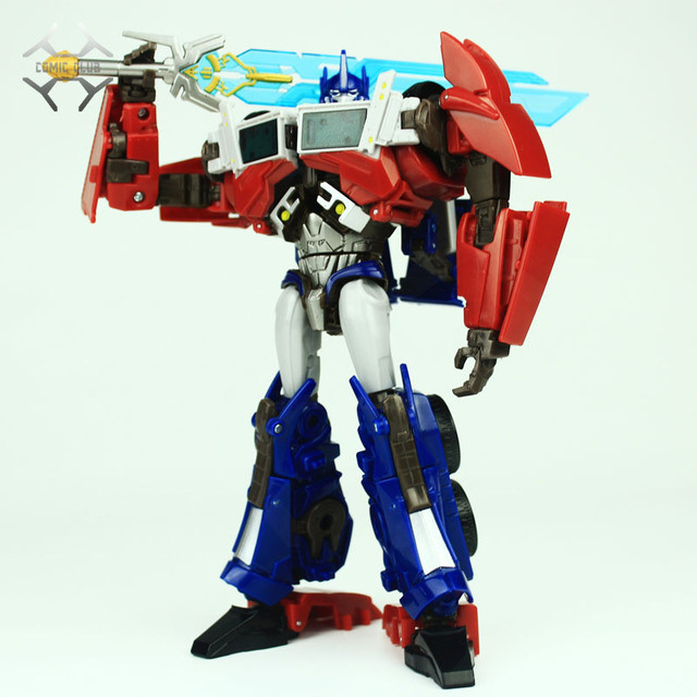 COMIC CLUB IN STOCK APC Toys TFP Transformation OP Action Figure robot