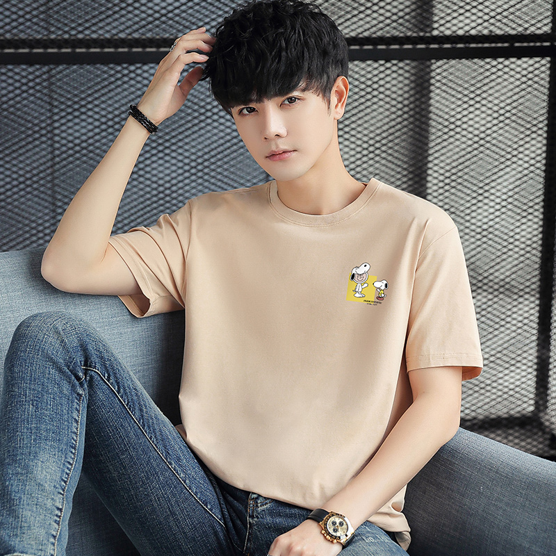 T Shirts for Mens 2021 Summer New Fashion Tops Men Anime Things Clothes Clothing Harajuku Oversized T-shirts with Short Sleeve