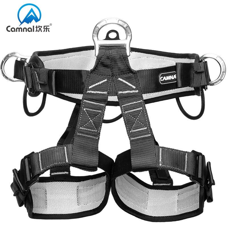 Kan Le Half-length Waist Support Legguard Safety Belt Profession Rescue Climbing Rescue Altitude Homework Caving Outdoor Safety