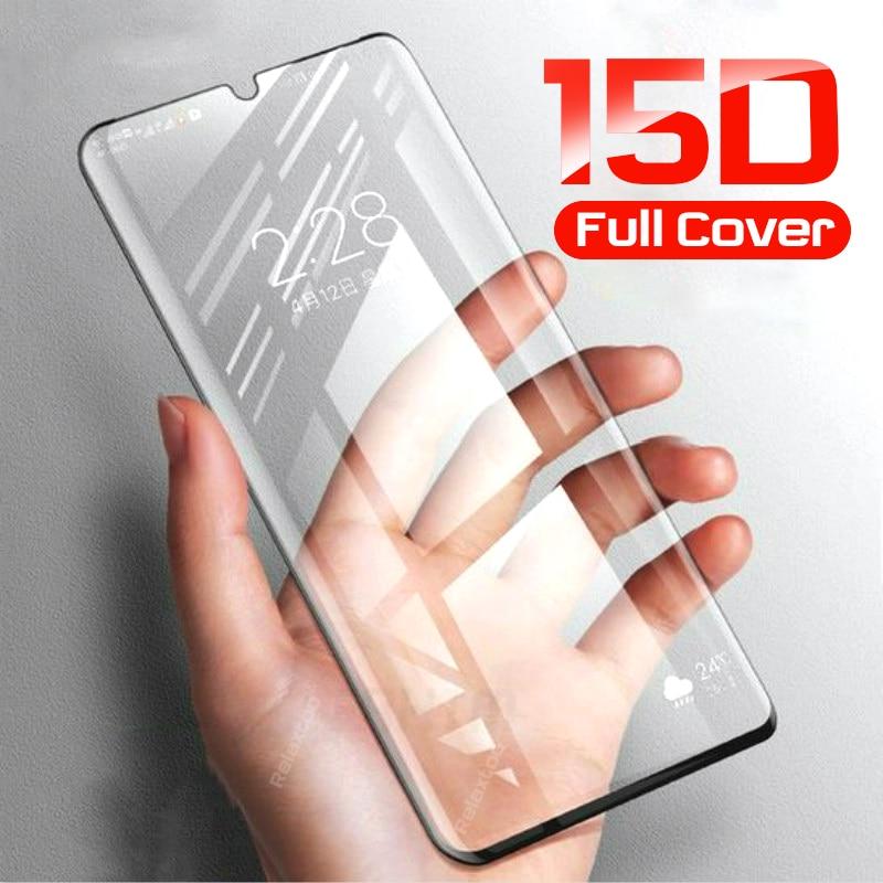 15d Screen Protector Tempered Glass For Lg V40 V50 5g K40 K50 V20 V30 G7 Thin G6 G8 Q6 Q60 Safety Glasses V 20 30 K 40 50 Film