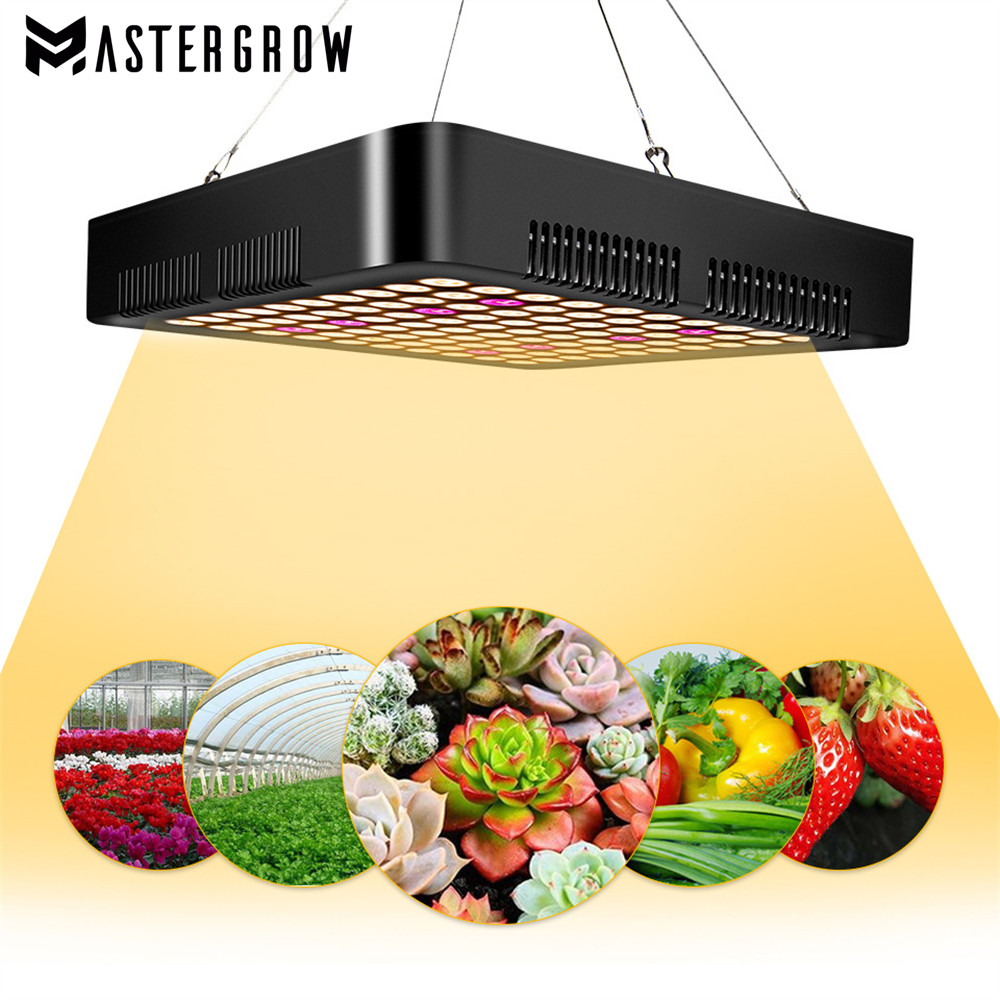 Full Spectrum 300W 900W 1000W 1200W LED Grow Light AC85-265V Growing Lamps For Indoor Plants And Flower Greenhouse Grow Tent