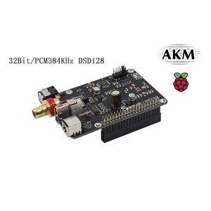 Image 3 - Lusya Raspberry pi AK4118 Coaxial HIFI Sound Card I2S DSD Digital Broadcasting 32BIT PCM384 DSD128 G5 001