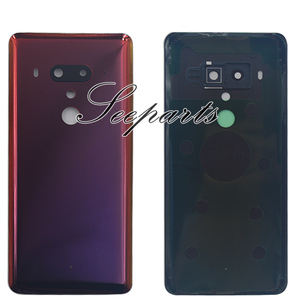 Image 3 - New Housing U12 Plus Battery Back Cover For HTC U12 Plus Battery Door Back Case With Camera Lens For HTC U12+ Battery Cover