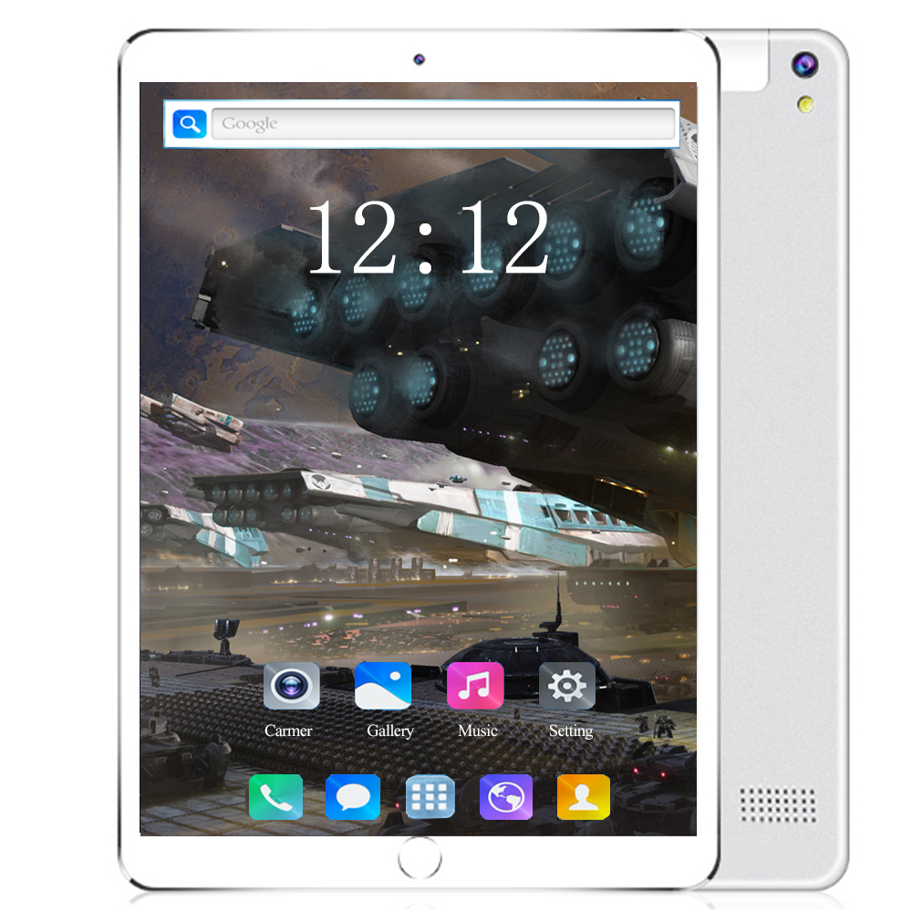 Original 10 Inch 3G/4G LET Tablet Pc Octa Core Android 8.0 RAM 6GB ROM 128GB 1280*800 Smart Phone Tablets 10 10.1 Free Shipping