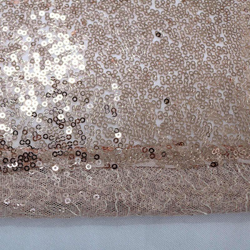 1 peça Glitter Decoração de Lantejoulas Toalha De Mesa Redonda Toalha de Mesa Para O Casamento Tampa de Tabela Do Partido Home Decor Dina Banouet 60-275 cm