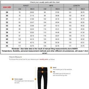 Image 5 - Polar sıcak kış kargo pantolon erkek rahat gevşek çok cep erkek 2020 askeri ordu tarzı yeşil haki pantolon boyutu 44 42 40