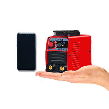 Small Mini Portable Hand-Held ZX7 Series DC Inverter ARC Welder 220V IGBT MMA Welding Machine For Home Beginner Repair Tool vw3a6820g membrane keypad for schneider altistart68 series inverter repair have in stock