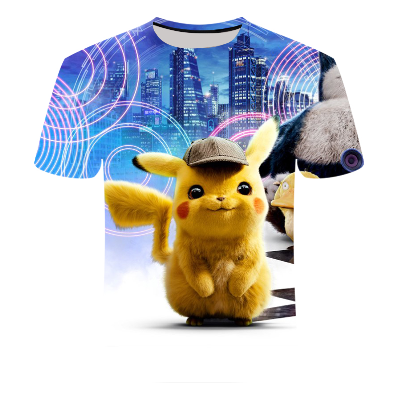 3d-movie-detective-font-b-pokemon-b-font-pikachu-t-shirt-for-men-women-tshirts-fashion-summer-casual-tees-anime-cartoon-clothes-cute-costume