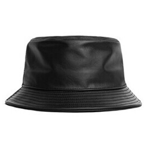 fashion genuine leather fishing cap brand casual bucket Hat out sun protection bonnie hat male camping borras for women men(China)