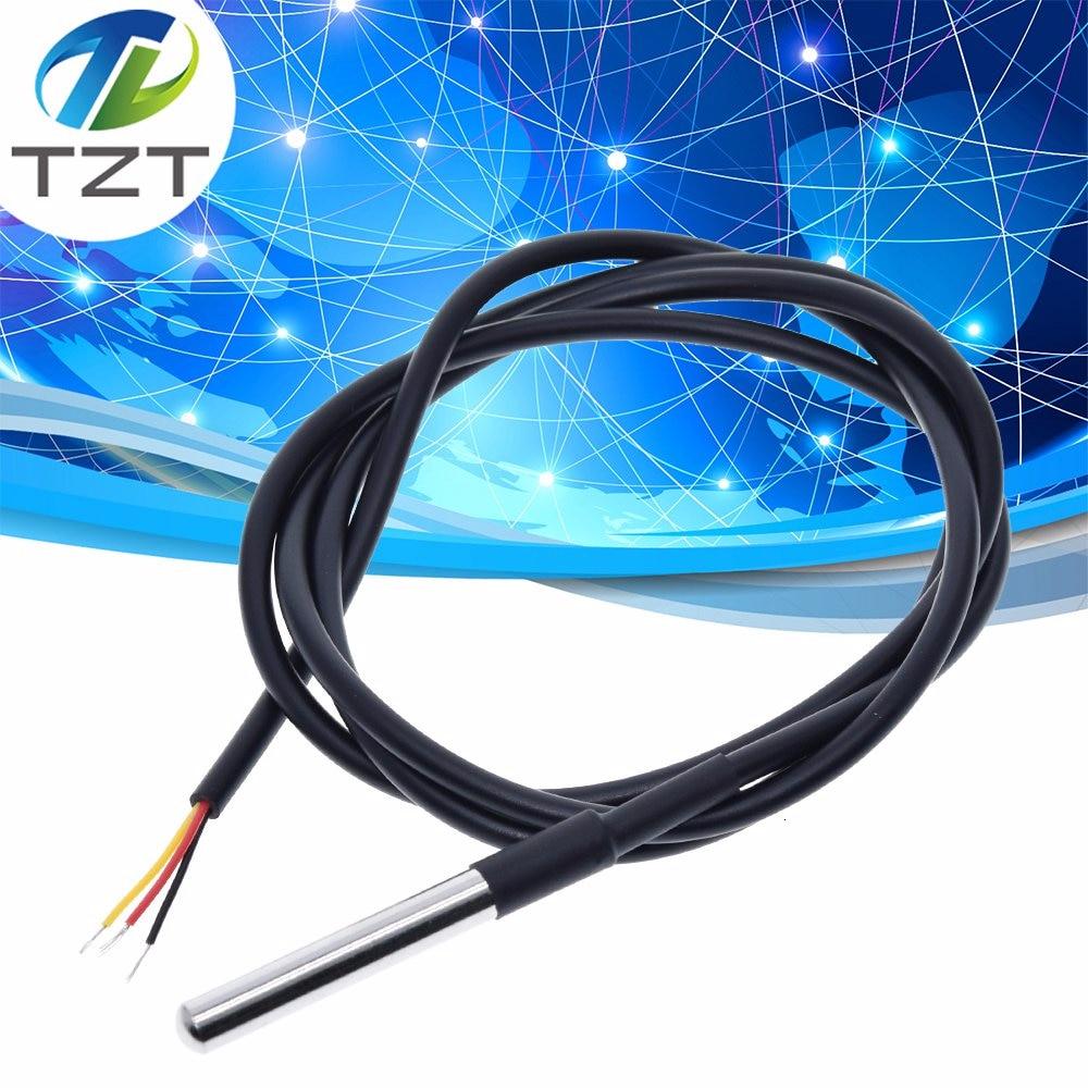 Ds18b20 Temperature Probe Sensor ds1820 Stainless Steel Package Waterproof