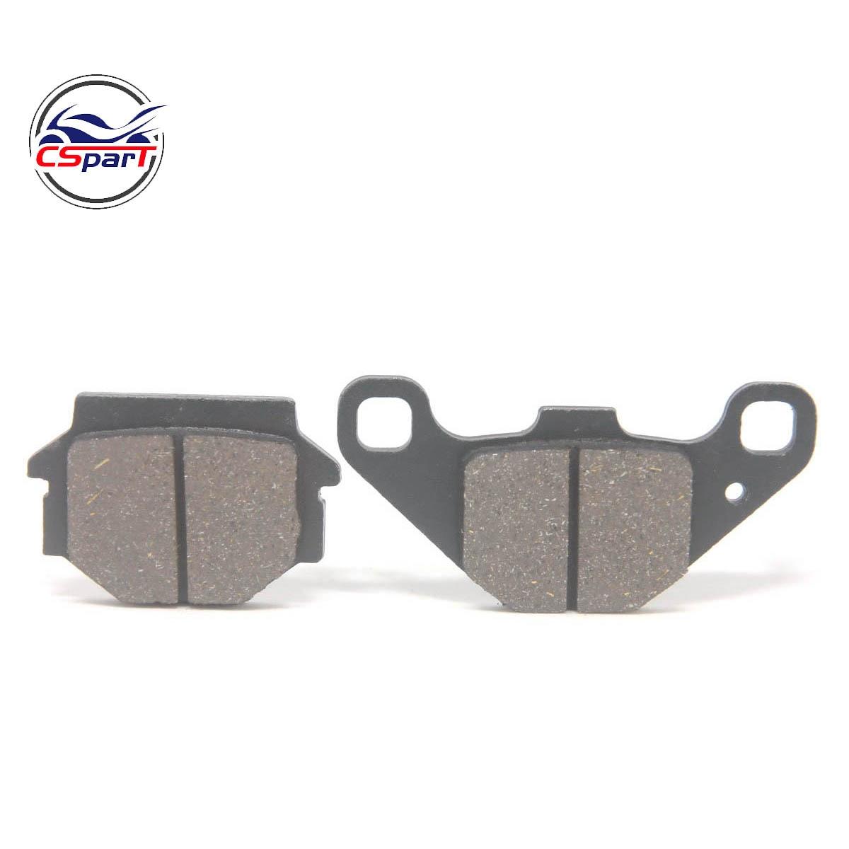 1 Pair Rear Brake Pad For CFmoto CF500 UFORCE 500 550 800 500CC 800CC U5 U8 UFORCE UTV 7030-081520 7030-0855A0