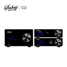 Sabaj A10 Series Set HIFI Audio DAC A10d+ Digital Power Amplifier A10a+ Headphone Amplifier A10h Desktop With Remote Control