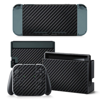 carbon fiber sticker Game series skin stickers for Nintendo Switch dropshipping cheap price skin stickers 2