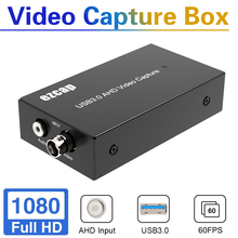 Haute vitesse 1080P 60fps universel en direct Streaming USB 3.0 enseignement en ligne Plug And Play ordinateur Grabber AHD carte vidéo UVC