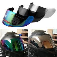 오토바이 안티 스크래치 윈드 쉴드 헬멧 렌즈 바이저 AGV K1 K3SV K5 오토바이 액세서리에 맞는 전체 얼굴