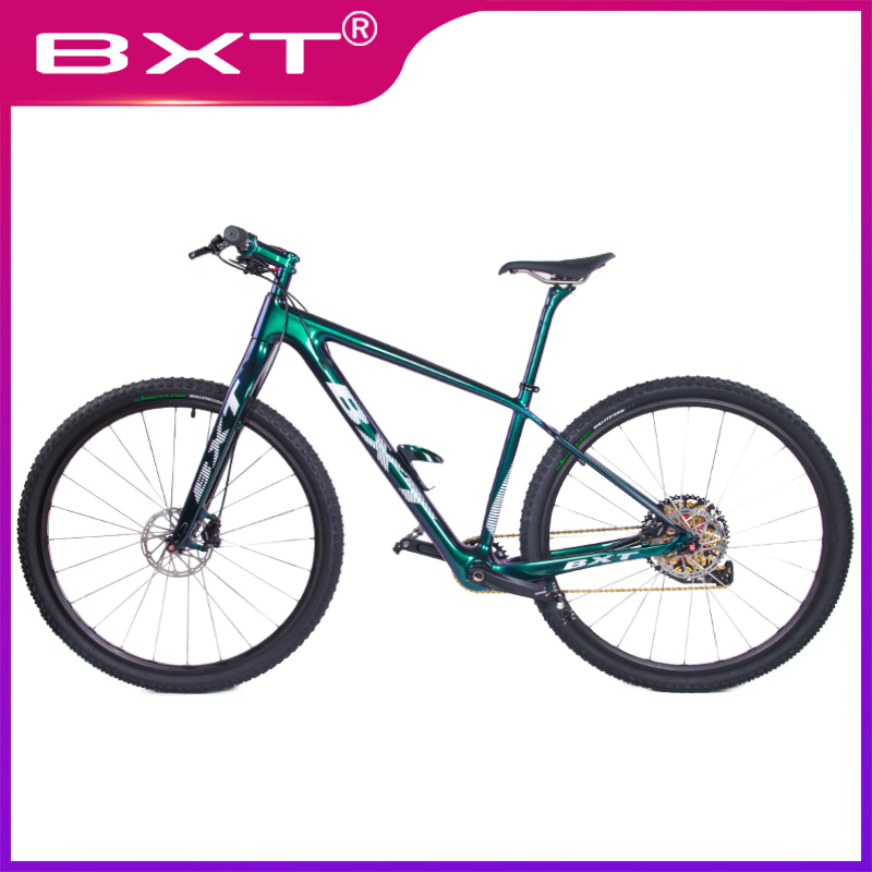 Carbon Fiber Mountain Bike 1*12Speed Complete Bicycle 29inch MTB 142*12/148*12mm 29er Boost Frame Ultralight Factory Outlet