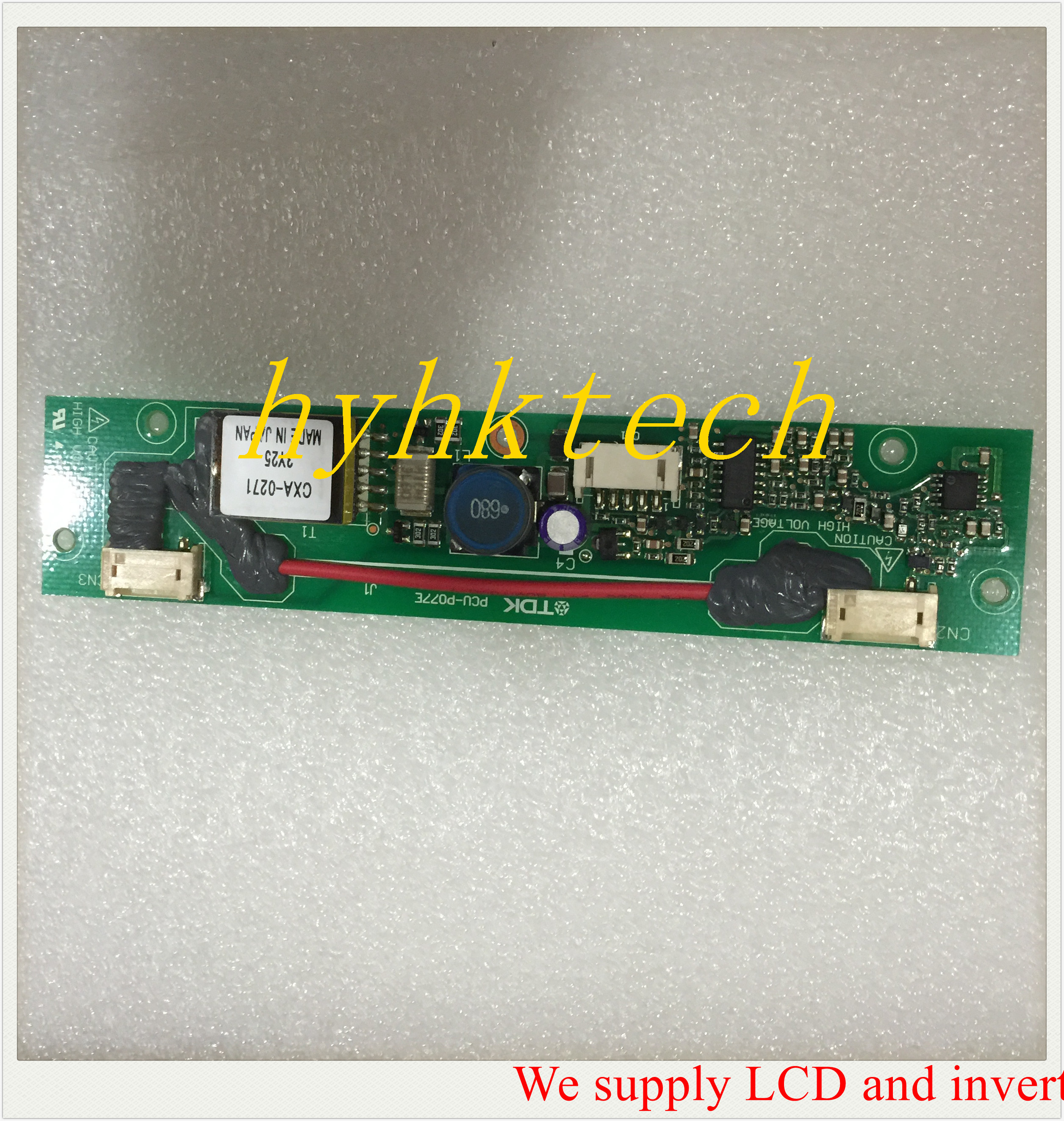 Supply CXA 0271 10 4 inch Pro face machine LCD LQ104V1DG21 LM104VC1T51 Original TDK Inverter or