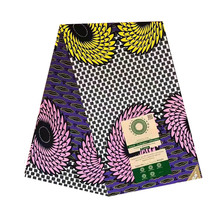 2019 veritable african wax prints in fabric dutch block soft breathable 100% cotton 6yards/piece V-L 692 2019 veritable real dutch african wax block prints fabric soft breathable 100