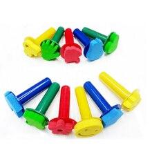 3шт губка уплотнения развивающие игрушки для детей детей Juguetes мальчиков девочек искусство и ремесла живопись обучение раскраска рисование наборы