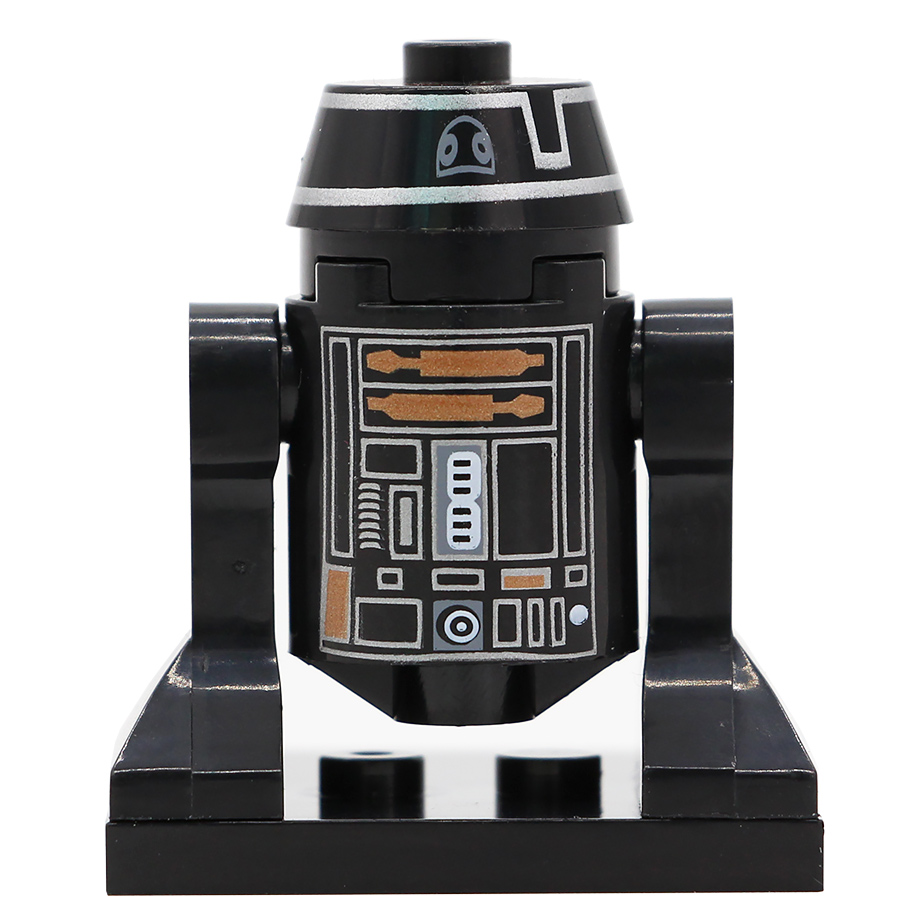Single Sale <font><b>Star</b></font> <font><b>Wars</b></font> Robot C3PO R2D2 C-3PO R2-D2 <font><b>BB8</b></font> Figure Starwars Building Blocks Models Bricks Kits Toys for Children Kids image