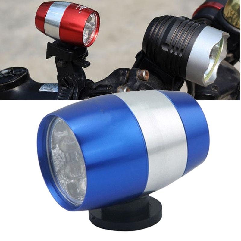 Bike Ultra Bright Front Head Light Bicycle Waterproof LED Flashlight Safety Mini