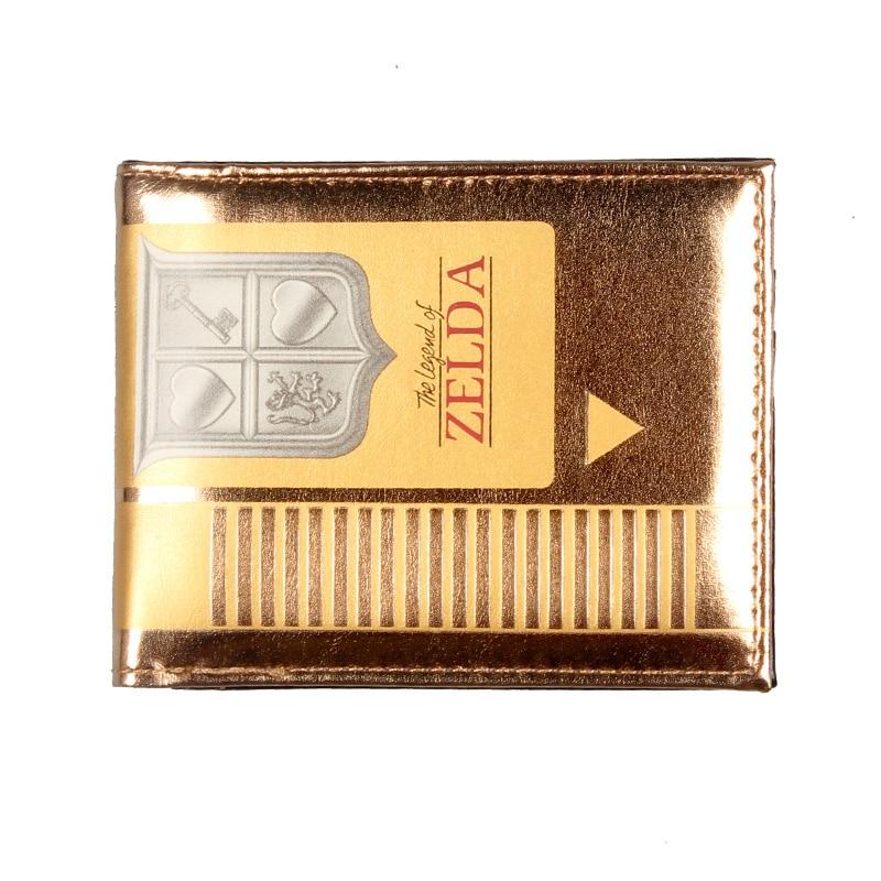 The Legend Of Zelda Women Wallet Fashionable High Quality Men's Wallets Designer New Purse DFT2040