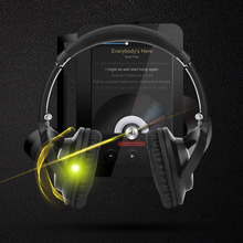 Foldable Built-In MIC Over-Ear