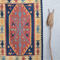 Марокканский этнический стиль ручной работы шерсть килим спальня журнальный столик для гостиной диван ковер для обучения гобелен gc137kli06yg2