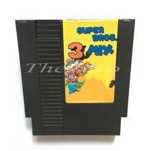 Super Ma Bros 3 Mix Video Spiel Karte für 8 Bit 72 Pin System Konsole EU/UNS Universal Version spiel-Player