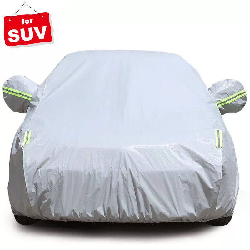 bache voiture car cover car umbrella case for car auto covers automobile tarpaulin car tarpaulin 190t waterproof oto branda