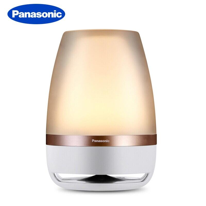 Panasonic ночник сенсорный датчик Bluetooth динамик свет дистанционное управление беспроводной светодиодный свет умная музыкальная настольная лам