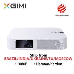 XGIMI Z6 Polar Мини Портативный Умный домашний кинотеатр 3D Android 6,0 wifi 1080P Full HD Домашний кинотеатр Bluetooth проекторы
