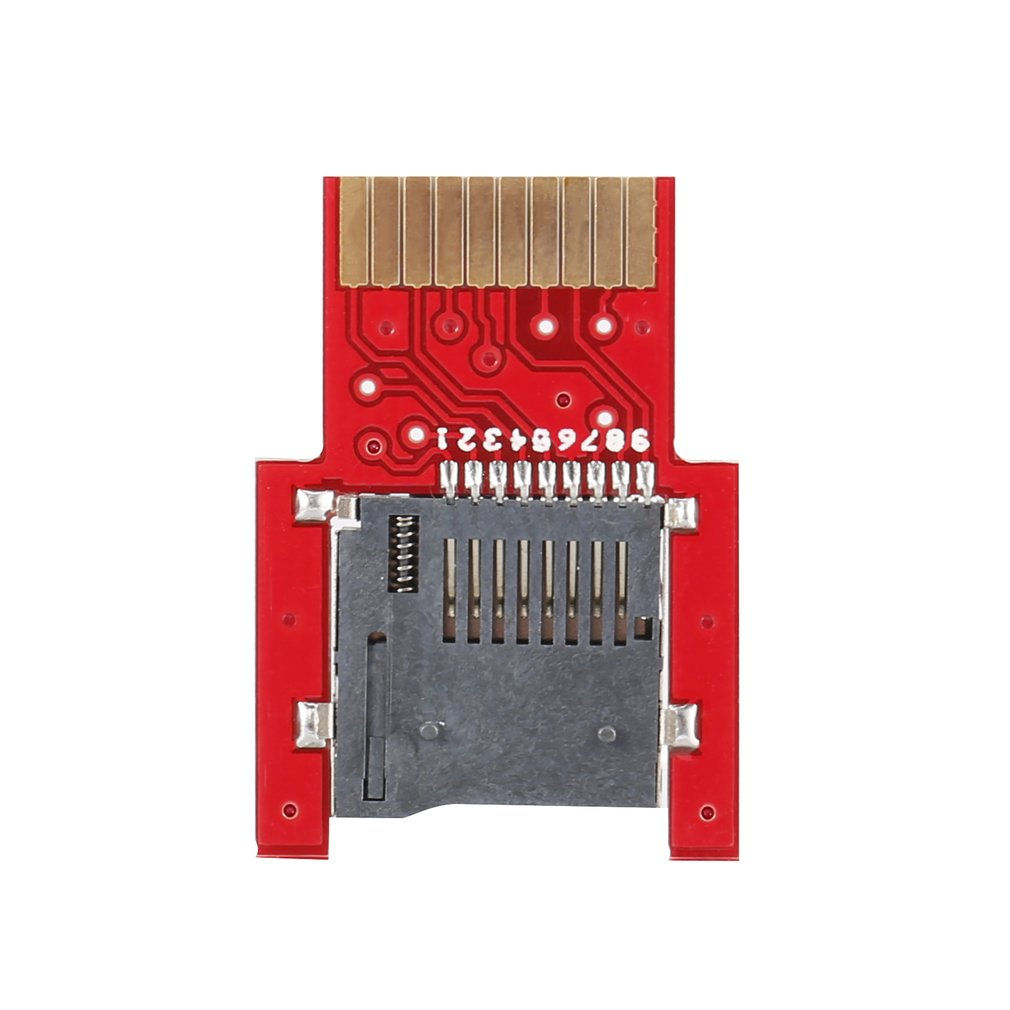 Micro Security Digital Memory Card Adapter Game Memory Card Transfer For PSV For SD2VITA Game Accessories Replacement