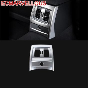 Auto Control System Outlet Air Conditioner Dashboard Automobile Modified Car Styling Protecter 16 17 18 19 FOR BMW 3 series