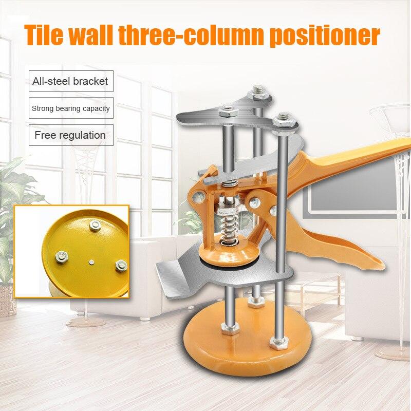 High Low Profile Machine Three-column Height Regulator Adjustable Ceramic Tile Locator I88 #1