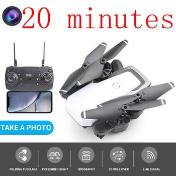 Drones With Camera Hd 4k 1080p Rc Helicopter 6ch Wifi Drone Profissional Mini Folding Drone 4k Camera Gps  Wifi Toy 4k kids toys дрон jjrc x9 heron с камерой hd 1080p wifi gps