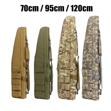 27.5inch / 38inch 46.5inch Tactical Gun Bag Rifle Case Military Hunting Airsoft