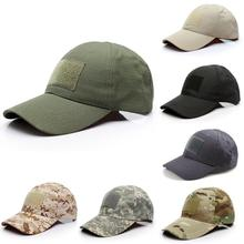 2020 Outdoor Sport Snap Back Baseball Caps Camouflage Simplicity Hunti