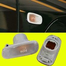Для toyota Land Cruiser Prado LC120 2700 4000 2003-2009 2 шт. Боковой габаритный фонарь светодиодный сигнальный светильник
