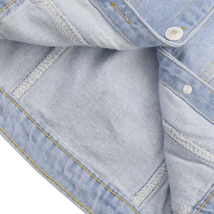 Image 5 - ילדים בנות בגדי סט פרל קישוט מעיל + ג ינס 2PCS ילדה סט בגדים מזדמן סגנון בגדי ילדים עבור בנות 6 8 10 12
